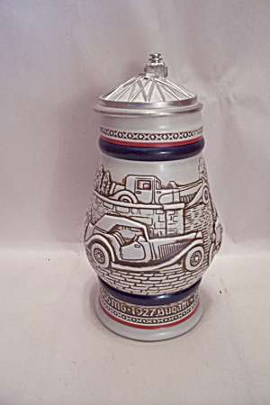 Avon Porcelain Old Car Commemorative Beer Stein