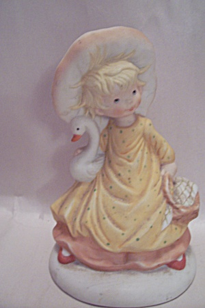 Megan And Friends Figurine