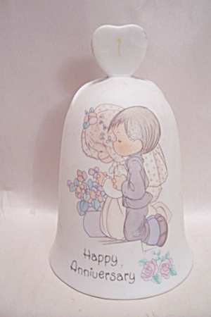 Precious Moments Anniversary Collector Bell