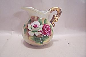 Decorative Miniature Handpainted Pitcher (Image1)