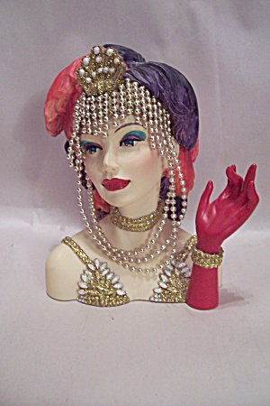 Cameo Girls Judith 1996 Showstopper Cameo Bust