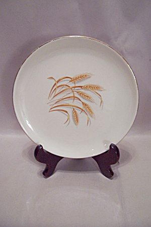 Harmony House Golden Wheat Salad Plate