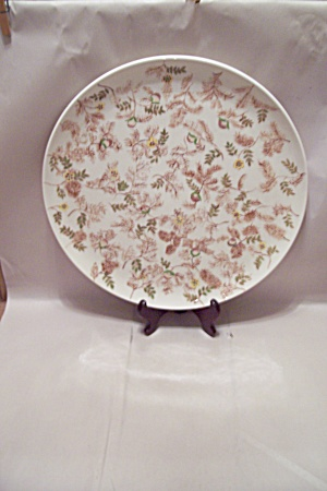 Hand Painted Porcelain Tray (Image1)