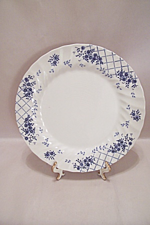 Lattice Myott Meakin Fine China Dinner Plate
