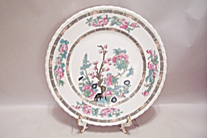 Myott Indian Tree Pattern Fine China Dinner Plate