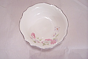Homer Laughlin Virginia Rose China Dessert/berry Bowl