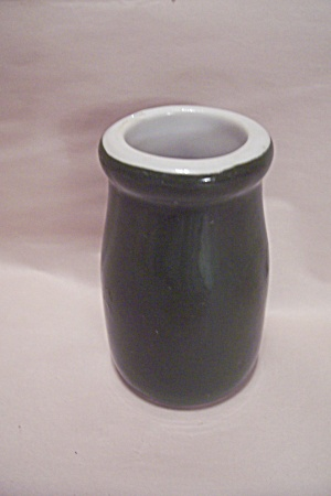 Porcelain Milk Bottle Shaped Cache Pot (Image1)