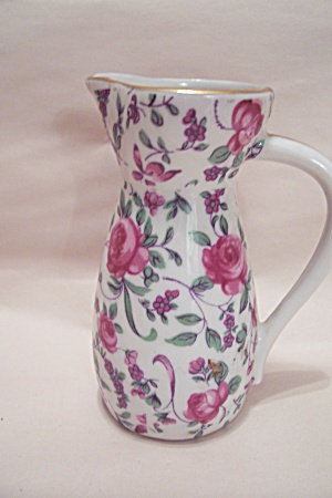 Richard Porcelain Miniature Decorative Pitcher (Image1)