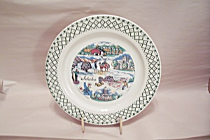 Idaho Souvenir Collector Plate