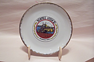 Memphis Queen Iii Souvenir Collector Plate