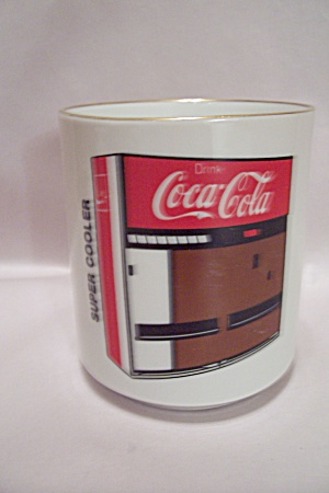 1979 Coca Cola Convention Souvenir Convenience Caddy