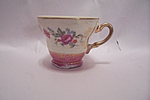 Occupied Japan Porcelain Demitasse Cup