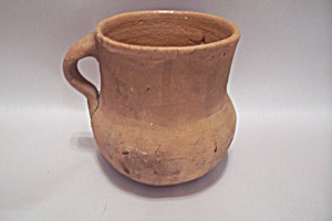 Native American Handmade Pottery Mug