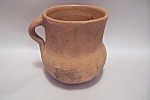 Native American Handmade Pottery Mug (Image1)