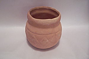Native American Handmade Pottery Bowl
