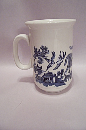 Churchill China Oriental Pattern Mug