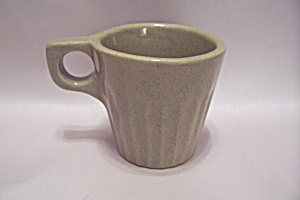 USA Olive Green Pottery Oven Proof Mug (Image1)