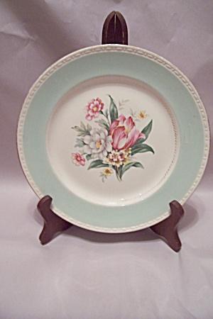 Homer Laughlin Eggshell Georgian China Dinner Plate (Image1)
