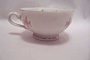 Winterling Bavaria Rose Motif Demitasse Cup