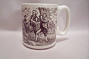 Pfaltzgraff Spirit Of 76 Commemmorative Mug