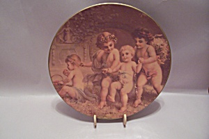 Angel Collector Decorative Plate