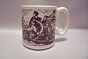 Pfaltzgraff Porcelain Historical Series Mug (Image1)