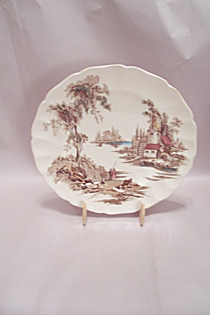 Johnson Brother The Old Mill Collector Plate