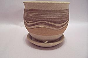 Southwestern Pueblo Pottery Planter (Image1)