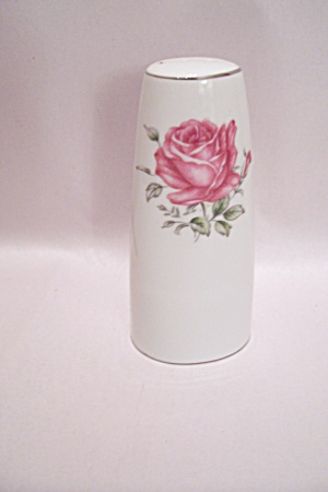 Imperial Rose Pattern Fine China Salt Shaker