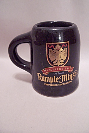 Rumple Minze Peppermint Schnapps Toothpick Holder (Image1)