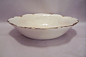 Homer Laughlin Republic Pattern China Oval Bowl