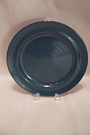 Pier 1 Greenish-blue Dinner Plate