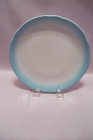 Jackson China Blue & White Dinner Plate