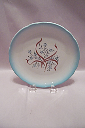 Jackson China Floral Pattern Dinner Plate