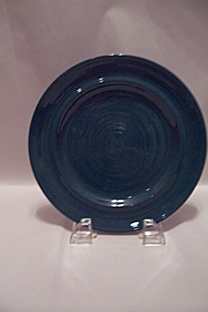 Pier One Greenish-blue Fine China Salad Plate