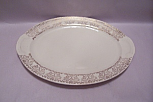 Taylor, Smith & Taylor China Oval Platter