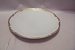Harmony House Golden Starlight China Salad Plate