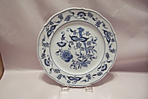 Blue Danube China Collector Plate