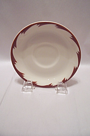 Sterling Pattern A3 China Saucer