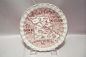 Meramec Caverns, Stanton, Missouri Collector Plate