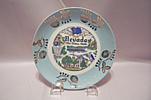 Nevada Souvenir Collector Plate