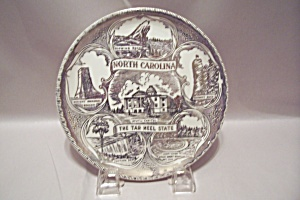 North Carolina Souvenir Collector Plate