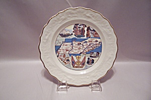 Tennessee Souvenir Collector Plate