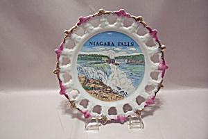 Niagara Falls Prospect Point Souvenir Collector Plate