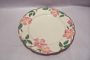 Franciscan Desert Rose Pattern China Dinner Plate