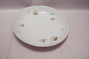 Harmony House West Wind Pattern China Salad Plate