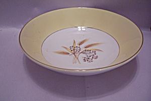 Century Service Autumn Gold  China Vegetable Bowl (Image1)