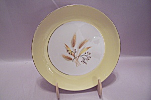Century Service Autumn Gold China Bread & Butter Plate