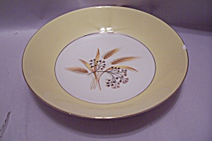 Century Service Autumn Gold China Coup Soup Bowl
