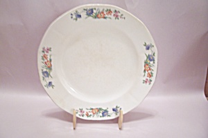 The Crescent China Dinner Plate